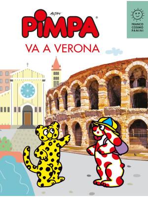 Pimpa va a Verona. Con gadget
