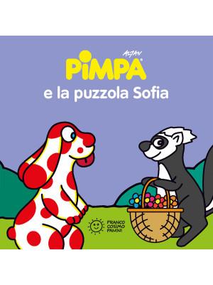 Pimpa e la puzzola Sofia. Ediz. illustrata