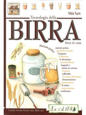 Tecnologia della birra fatta in casa