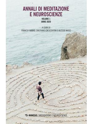 Annali di meditazione e neuroscienze (2020). Vol. 1