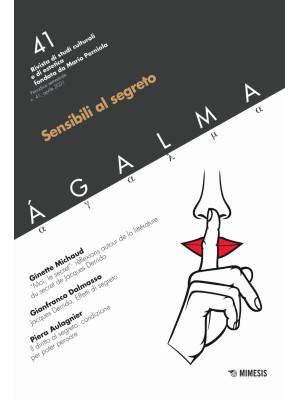 Ágalma (2021). Vol. 41: Sensibili al segreto