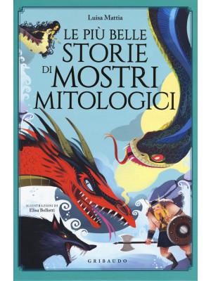 Le più belle storie di mostri mitologici