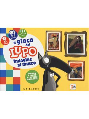 Il gioco del lupo. Indagine al museo. Amico lupo. Ediz. a colori. Con gadget. Con 12 Carte