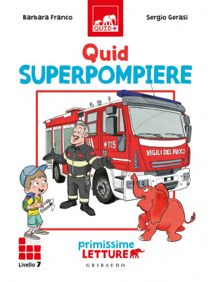 Quid superpompiere. Primissime letture. Livello 7