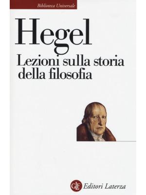 Lezioni sulla storia della filosofia