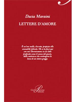 Lettere d'amore. Con CD Audio