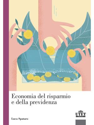 Economia del risparmio e della previdenza