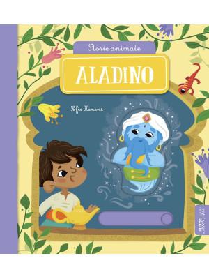 Aladino. Storie animate. Ediz. a colori