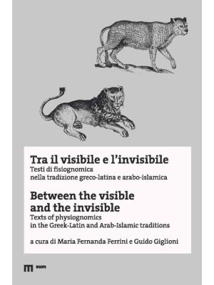 Tra il visibile e l'invisibile. Corpus Aristotelicum