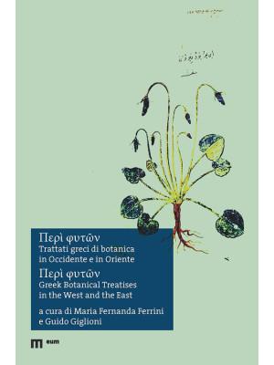 Trattati greci di botanica in Occidente e in Oriente