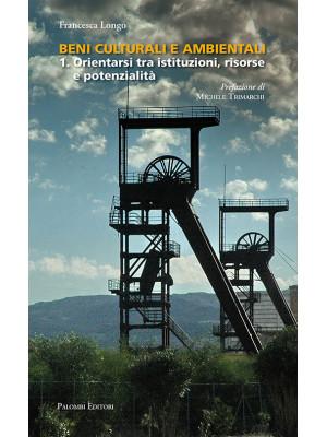 Beni culturali e ambientali. Vol. 1: Orientarsi tra istituzioni, risorse e potenzialità