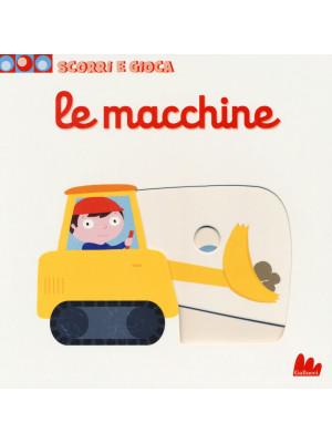 Le macchine. Scorri e gioca