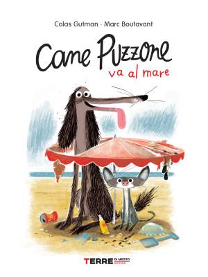 Cane Puzzone va al mare