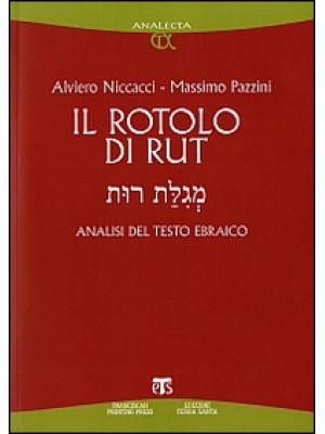 Il rotolo di Rut. Analisi del testo ebraico