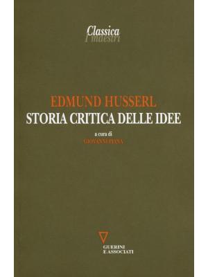 Storia critica delle idee