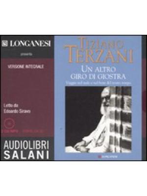 Un altro giro di giostra letto da Edoardo Siravo. Audiolibro. 2 CD Audio formato MP3. Ediz. integrale