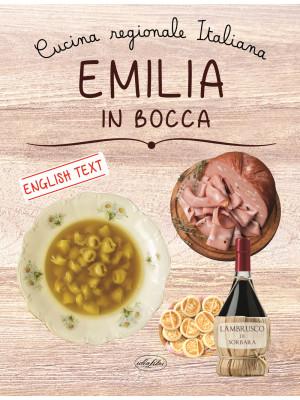 Emilia in bocca. Ediz. italiana e inglese