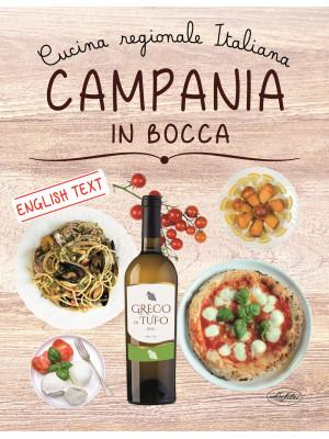Campania in bocca. Ediz. italiana e inglese