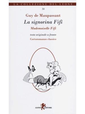 La signorina Fifì. Testo francese a fronte