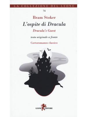 L'ospite di Dracula. Testo inglese a fronte