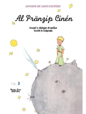 Al Al pränzip cinén. Testo bolognese