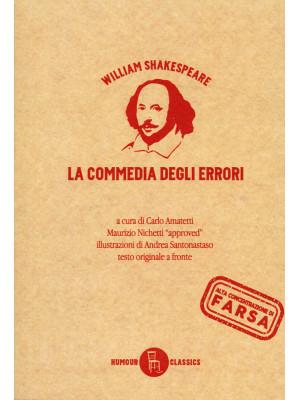 La commedia degli errori. Testo inglese a fronte