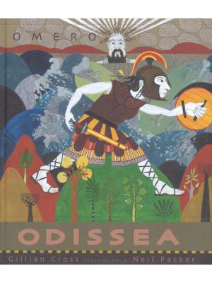 Odissea di Omero. Ediz. illustrata