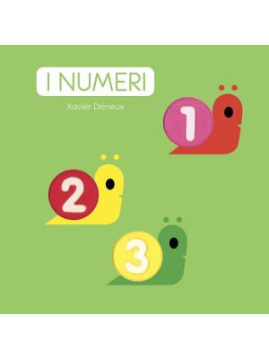 I numeri. Ediz. a colori