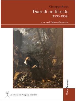 Diari di un filosofo (1930-1934)
