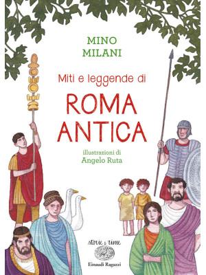 Miti e leggende di Roma antica