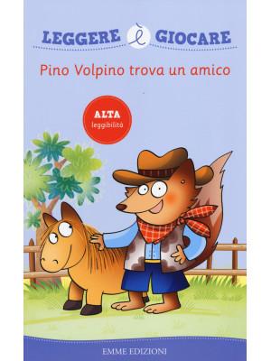 Pino Volpino trova un amico
