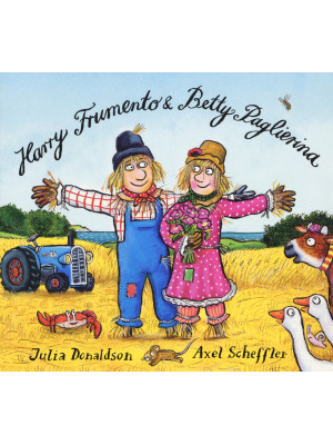 Harry Frumento e Betty Paglierina. Ediz. a colori