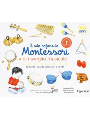 Il mio cofanetto Montessori di risveglio musicale. Ediz. a colori. Con 30 attività. Con 16 carte classificate