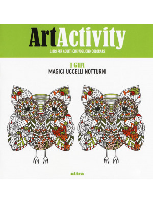 Art activity pocket. I gufi. Magici uccelli notturni