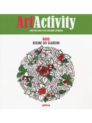 Art activity pocket. Rose. Regine dei giardini