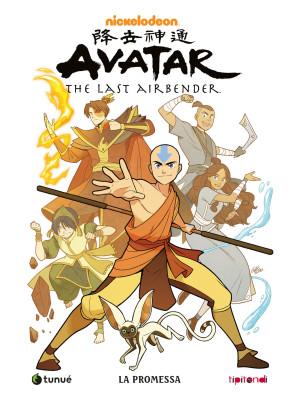La promessa. Avatar. The last airbender