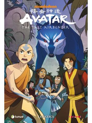 La ricerca. Avatar. The last airbender