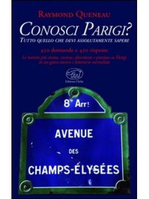 Conosci Parigi?