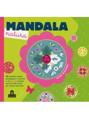 Mandala natura. Con gadget