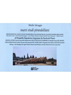 Nuovi studi pirandelliani. Vol. 8