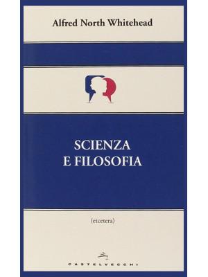 Scienza e filosofia