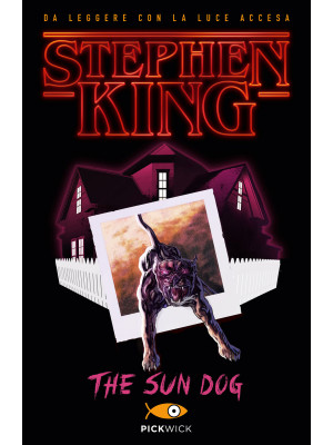 The sun dog. Ediz. italiana