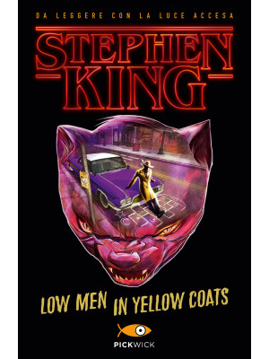 Low men in yellow coats. Ediz. italiana