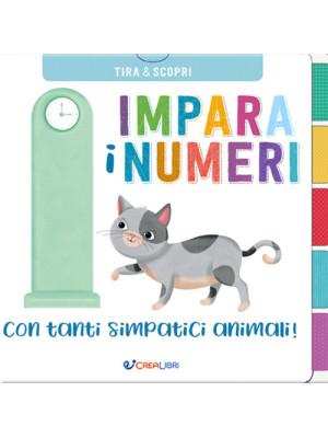 Impara i numeri con tanti simpatici animali. Ediz. a colori