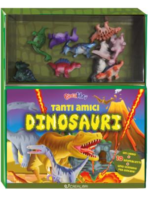 Tanti amici dinosauri. Ediz. illustrata. Con gadget