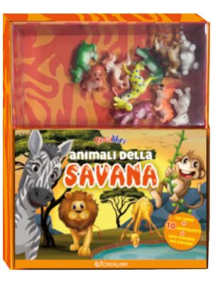 Animali della savana. Con gadget