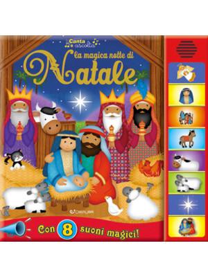 La notte di Natale. Libro sonoro. Ediz. a colori