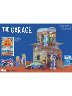 The garage. Ediz. a colori. Con gadget