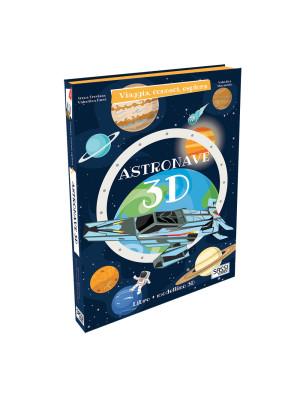 Astronave 3D. Viaggia, conosci, esplora. Ediz. a colori. Con Giocattolo