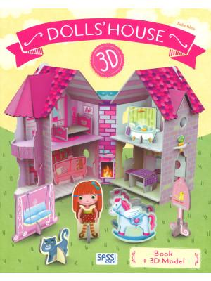 Dollhouse 3D . Ediz. a colori. Con gadget